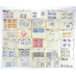 Estate Lot Stamps Polska etc
