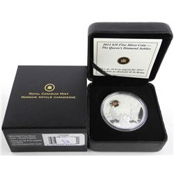 .9999 Fine Silver $20.00 Coin Royal Cypher