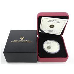 2009 RCM BU Silver Dollar