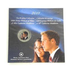 Royal Wedding 2011 Coin Folio