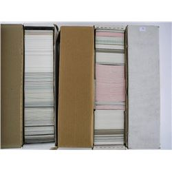 Lot (3) Boxes Mixed Estate Baseball Cards