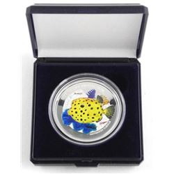 925 Silver - Marine Life Protection Coin with C.O.
