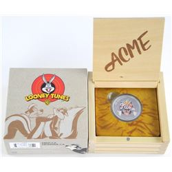 .9999 Fine Silver $20.00 Coin 'Looney Tunes - Merr
