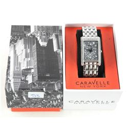 Ladies 'CARAVELLE' NY Fancy Watch with Swarovski E