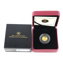 .9999 Fine Pure Gold Coin - The Bluenose