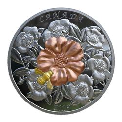 2019 .999 Fine Silver $50.00 Coin 'The Bumble Bee