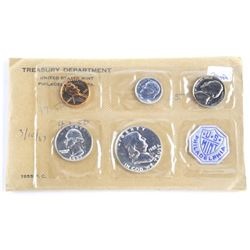 1955 U.S. UNC Coin Set Treasury Sealed