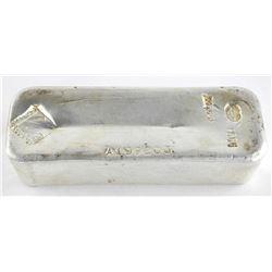 Estate JM Johnson Matthey 999+ Fine Pure Silver Po