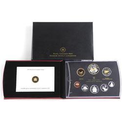 RCM Proof Coin Set 2011