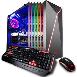 iBUYPOWER Gaming Desktop PC i7-8700K 6-Core 3.7 GH