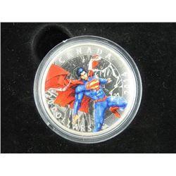 .9999 Fine Silver $20.00 Coin DC Comics 'Superman'