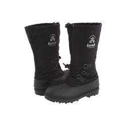 Kamik Men's Canuck Cold Weather Boot- Black- 8 M U