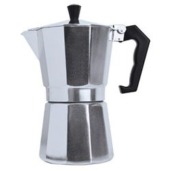 Primula Aluminum Espresso Maker - Aluminum - For B