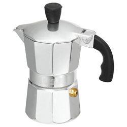 IMUSA USA B120-41V Aluminum Espresso Stovetop Coff
