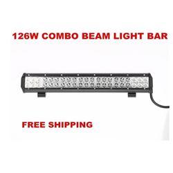 """Led Light Bar- Primeprolight 20"""" 126W CREE LEDS F"""