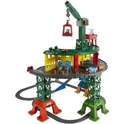 Fisher-Price Thomas & Friends Super Station Playse