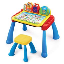 VTech Touch and Learn Activity Desk Deluxe (Frustr