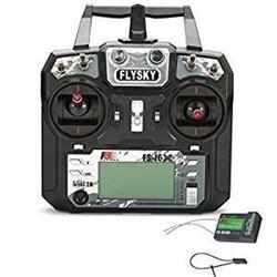 Flysky FS-i6X 10CH 2.4GHz AFHDS 2A RC Transmitter