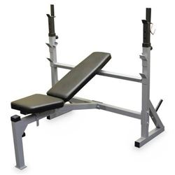 Valor Fitness BF-39 Olympic Adj. Bench Inc. Declin