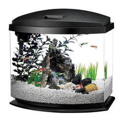 Aqueon LED MiniBow Aquarium Starter Kits with LED