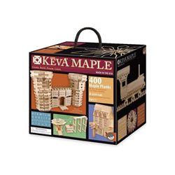 Mindware KEVA Maple 400 Plank Set