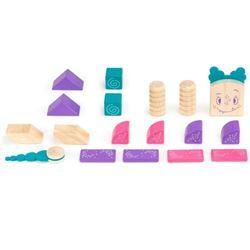 Tegu MARBLES Magnetic Wooden Block Set