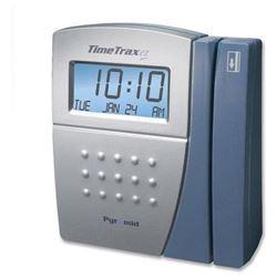 Pyramid TimeTrax TTEZ Automated Swipe Card Time Cl