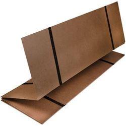 DMI Folding Bed Board Mattress Support- Twin Size-