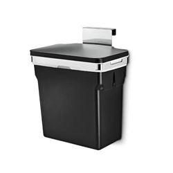 simplehuman In-Cabinet Trash Can- Heavy-Duty Steel