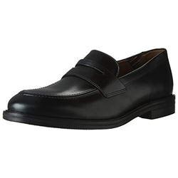 Bostonian Men's McKewen Step Loafers- Brown Leathe
