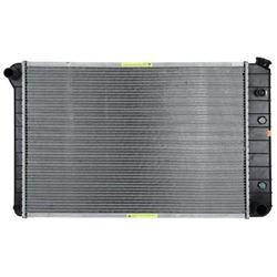 Spectra Premium CU730 Complete Radiator for Genera