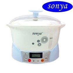 Bonus Pack Sonya Electric Ceramic Slow Stew Pot 3