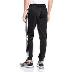 adidas Men's Essentials Tricot Jogger Pants- Black
