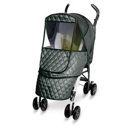 [Manito] Castle Alpha Cover/Cover for Baby Stroller and Pushchair- Rain Cover- Wind Weather Shield f