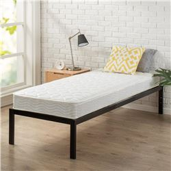 Zinus 6 Inch Spring Mattress- Narrow Twin/Cot Size/RV Bunk/Guest Bed Replacement/30 x 75""