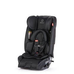 Diono Radian 3 Rxt All-In-One Convertible Car Seat- for Children and Baby to 120 Pounds- Black