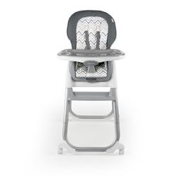 Ingenuity Trio Elite 3-in-1 High Chair Vesper - High Chair- Toddler Chair- and Booster