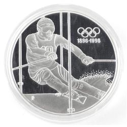 1995 Austria Proof Olympic Coin 200 Schillings