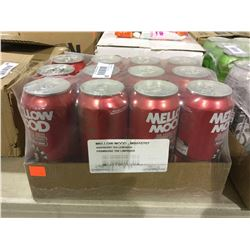 Mellow Mood Raspberry Tea Lemonade(12 x 459mL)