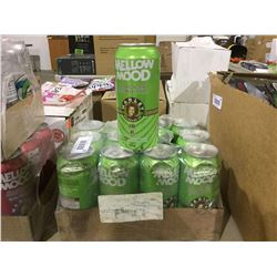 Mellow Mood Honey Green Tea (12 x 459mL)