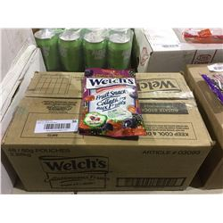 Case of Welch's Fruit Snacks (48 x 60g)