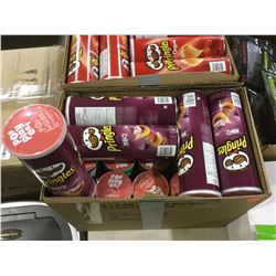 Case of Assorted Pringles 20ct