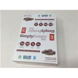Simply Protein Bar Double Chocolate (15 x 40g)