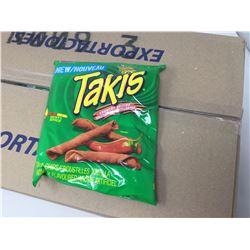 Case of Takis Crunch Fajitas (18 x 90g)