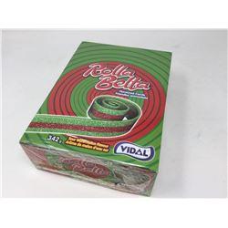 Case of Rolla Belta Sour Watermelon Flavour (18 pieces)