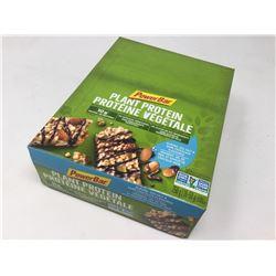 Case of PowerBar Plant Protein Almond, Sea Salt & Dark Chocolate Flavoured Bars (15 x 50g)