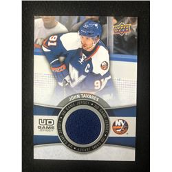 2015-16 Upper Deck UD Game Jersey Series 1 GJ-TA John Tavares New York Islanders