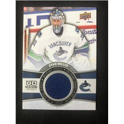 2015-16 Upperdeck UD Series One Game jersey GJ-RM Ryan Miller
