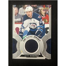 2017-18 Upper Deck UD Game Jersey GJ-MS Mark Scheifele