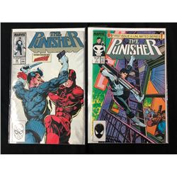 THE PUNISHER COMIC BOOK LOT #10/ #1 (MARVEL COMICS)